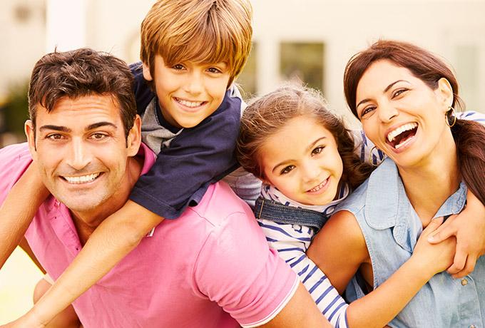 Откровенные фото родителей детей