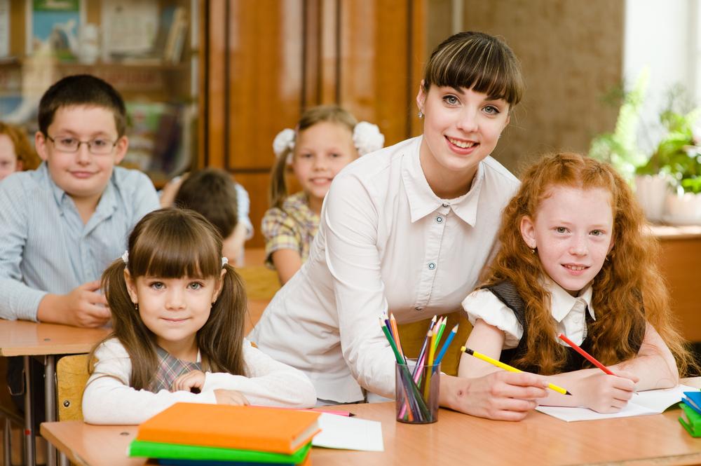 думаете, картинки ученики учителя урок различия