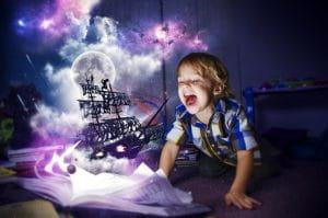 Как развить фантазию и воображение ребенка?